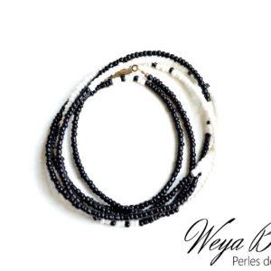 Baya Idiba - La Belle De Jour perle de taille ou de cheville