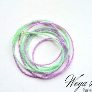 Baya Kongou perle de taille ou de cheville