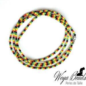 Baya Ngila - Reine D'Amour perle de taille et de cheville