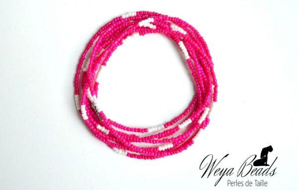 Baya Nkango - Parfum Sucré perle de taille ou de cheville