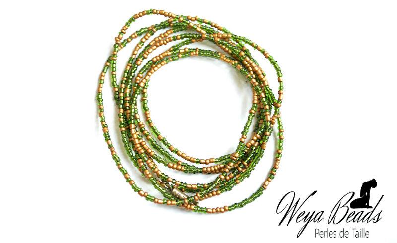 Baya Siké - Elue Et Désirée perle de taille ou de cheville