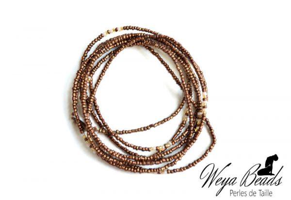 Baya Yamy - Faite Mienne perle de taille ou de cheville