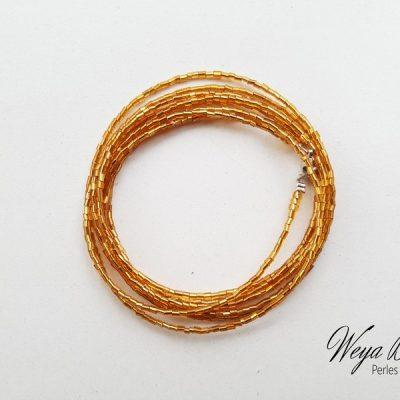 acheter binbin africain collier de taille chaine de taille senegalaise