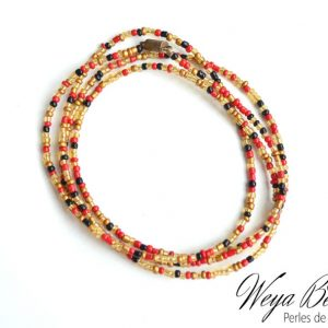 Baya Enangé - Acheter bin bin africain - ziguida - bijoux de corps - perles de taille - bayas