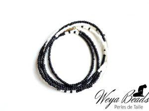 Baya Idiba - Acheter bin bin africain - ziguida - bijoux de corps - perles de taille - bayas