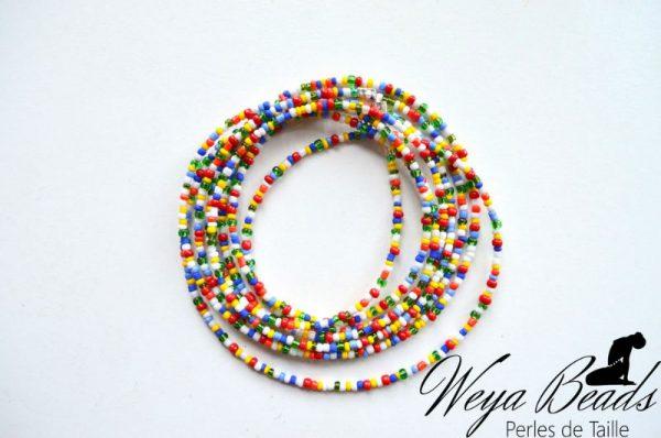 Baya Ikoko Acheter bin bin africain - ziguida - bijoux de corps - perles de taille - bayas