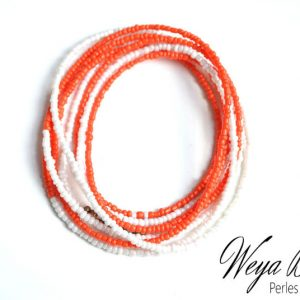 Baya Ilasha - Acheter bin bin africain - ziguida - bijoux de corps - perles de taille - bayas