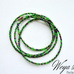 Baya Ivindo Acheter bin bin africain - ziguida - bijoux de corps - perles de taille - bayas