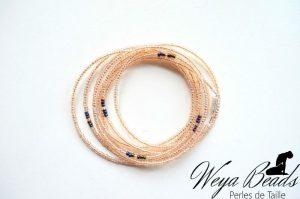 Baya Mbam perle de taille ou de cheville