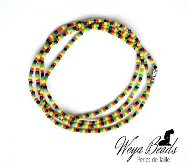 Baya Ngila - Acheter bin bin africain - ziguida - bijoux de corps - perles de taille - bayas