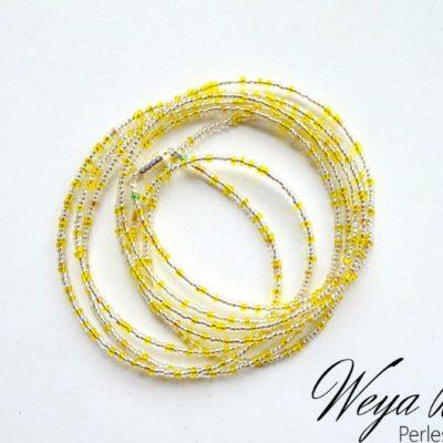 Baya Nkombé Acheter bin bin africain - ziguida - bijoux de corps - perles de taille - bayas