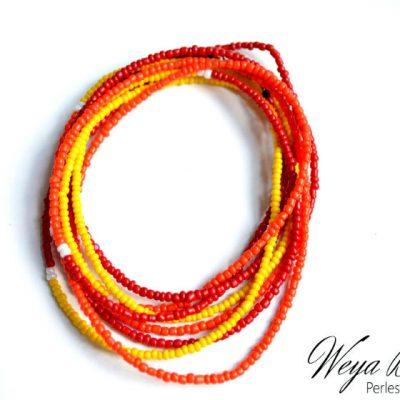 Baya Wonja - Acheter bin bin africain - ziguida - bijoux de corps - perles de taille - bayas
