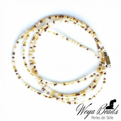 Baya Yessi - Acheter bin bin africain - ziguida - bijoux de corps - perles de taille - bayas