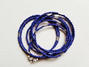 Acheter bin bin africain - ziguida - bijoux de hanches - perles de taille - bayas waistbeads