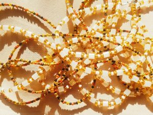weyabeads Acheter bin bin africain - ziguida - bijoux de hanches - perles de taille - bayas