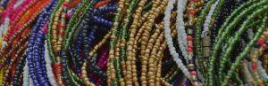 Acheter bin bin africain - ziguida - bijoux de corps - perles de taille - bayas