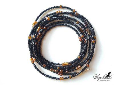 acheter Binbin africain_collier de taille_chaine de taille senegalaise - ikana mystere